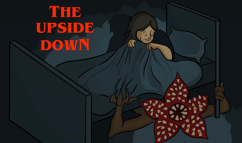The Upside Down Stranger Things