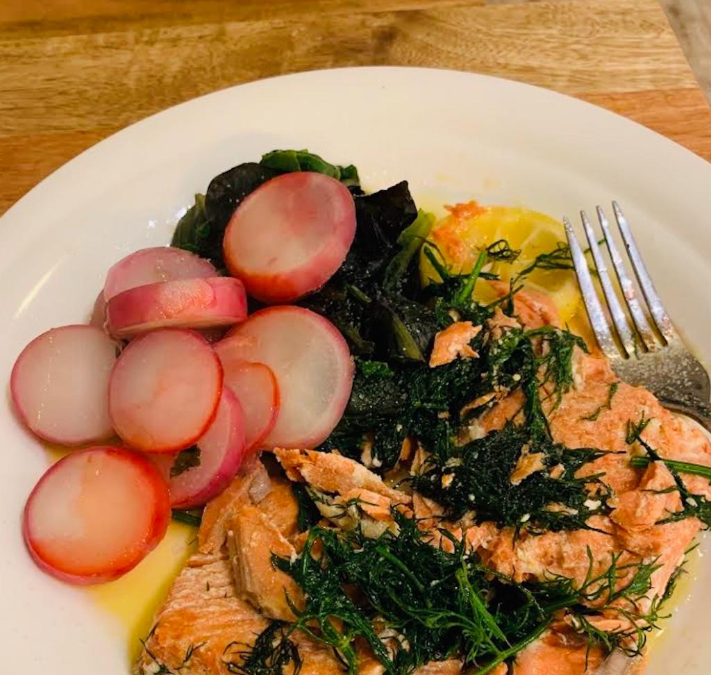 Vitamin D Salmon