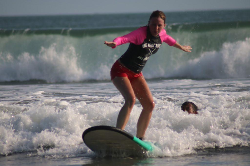 Raelan Surfing