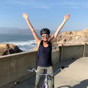 Raelan bike ride